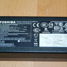 INCARCATOR LAPTOP TOSHIBA 19V 3.42A 65W MOD. PA3467E/PA3917U-1AC3 MUFA 5.5*2.5MM, Incarcator standard