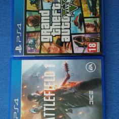 Schimb Battlefield 1 sau GTA V cu Darks Souls 3 (GOTY sau DELUXE Edition) - Assassins Creed 4 PS4 Ubisoft