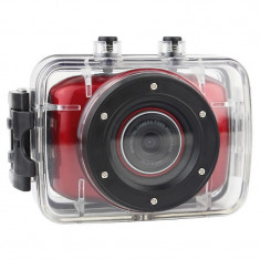 Camera video subacvatica Action Camcorder, HD, Card de memorie