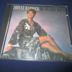 Dionne Warwick - Heartbreaker _ cd, album _ Arista(germania) - Muzica Pop