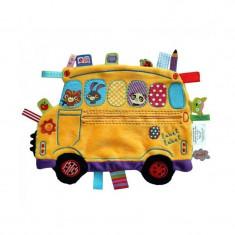 Minipaturica holiday school bus