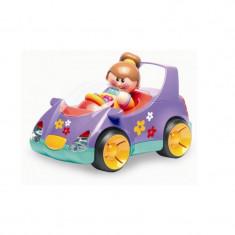 Masinuta electronica Pastel - Jucarie pentru patut TOLO Toys