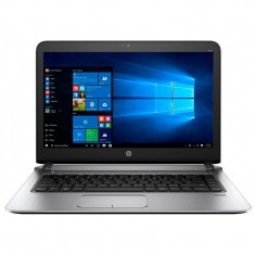 Laptop HP 14'' Probook 440 G3, HD, Intel Core i3-6100U, 4GB DDR4, 500GB, GMA HD 520, FPR, Win 7+10 Pro