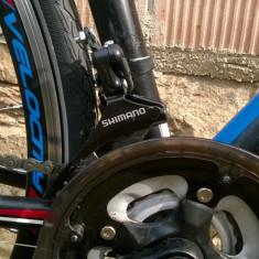 Velocity ks cycling Aluminium. - Cursiera, 28 inch, Numar viteze: 21