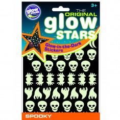 Stickere infricosatoare fosforescente, Glowstars Company