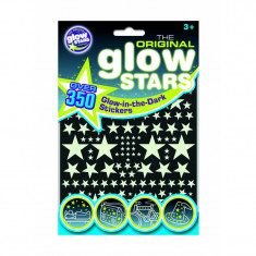 Stickere 350 stele fosforescente, Glowstars Company