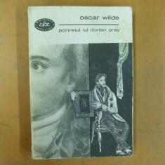 O. Wilde Portretul lui Dorian Gray Bucuresti 1967 - Roman