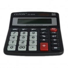 Calculator electronic CLTON CL-3216, buton GT