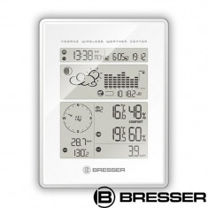Statie meteo wireless Bresser, 433MHz