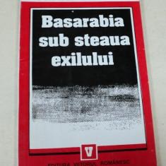 BASARABIA SUB STEAUA EXILULUI-MIHAI CIMPOI - Istorie