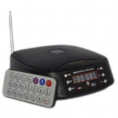 Radio Mp3 Wster WS-3155, 2 x 3 W, baterie interna - Aparat radio