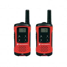Statii radio profesionale Motorola T40, 2 bucati - Statie radio