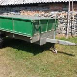 Remorca imprastiat gunoi - Utilitare auto