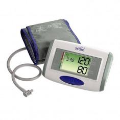 Tensiometru digital de brat Scala, LCD, 2 x 50 memorii