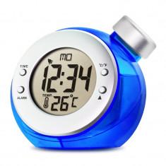 Ceas cu apa Aqua Power Koch, Albastru - Ceas Auto