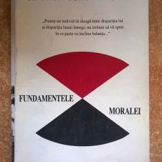 Arthur Schopenhauer - Fundamentele moralei - Filosofie