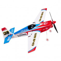 Avion mini Red Bull Edge WS-540, 4 canale, telecomanda - Avion de jucarie