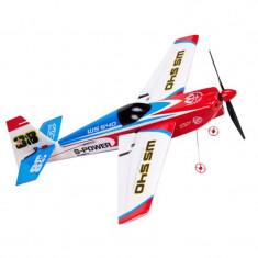 Avion mini Red Bull Edge WS-540, 4 canale, telecomanda - Avion de jucarie