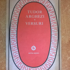 Tudor Arghezi – Versuri