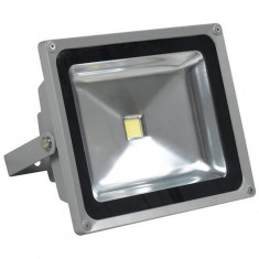 Proiector cu LED, 50 W, ECO LED, Gri - Proiectoare tuning