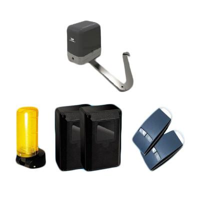 Kit pentru porti batante Powertech PA-250, 2 telecomenzi foto