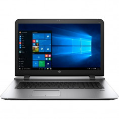Laptop HP 17.3'' ProBook 470 G3, FHD, Intel Core i7-6500U, 8GB DDR4, 1TB, Radeon R7 M340 2GB, FPR, Win 10 Home, SSHD