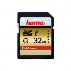 Card SDHC 32GB 114943 - Secure digital (SD) card Hama