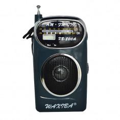 Radio AM/FM Waxiba XB-800A, mufa jack - Aparat radio