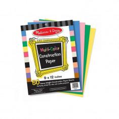 Hartie multicolora - Geanta handmade