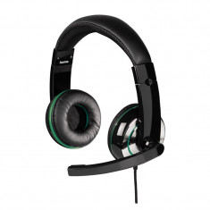 Casti Insomnia Ice Hama, pentru Xbox ONE, Casti Over Ear, Cu fir, Mufa 3, 5mm