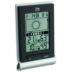 Statie meteo digitala TFA XENO cu senzor de precizie