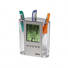 Termometru LCD cu suport de pix