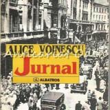 Jurnal - Alice Voinescu - Carte de calatorie