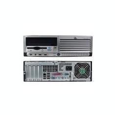 Pachet promotional 5 calculatoare HP Compaq DC5100SFF Celeron 2.66GHz/512MB/40GB