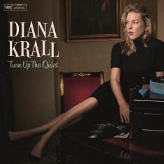 Diana Krall Turn Up The Quiet LP (2vinyl) - Muzica Jazz