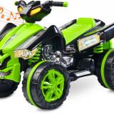 ATV Raptor 2 x 6V Green Toyz