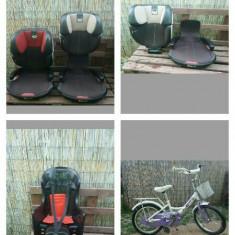 Scaun auto & bicicleta copii - Scaun auto copii Espiro, 1-2-3 (9-36 kg), In sensul directiei de mers, Isofix