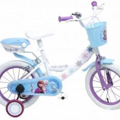 Bicicleta 14 inch Frozen Denver - Bicicleta copii