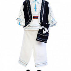 Costum popular botez X007 74 cm Deco Artis
