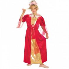 Costum pentru serbare Regina Trandafirilor 128 cm Fries, Rosu