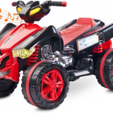 ATV Raptor 2 x 6V Red Toyz