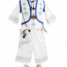 Costum popular botez X008 80 cm Deco Artis