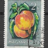 Ungaria 1954 - Timbre straine, Stampilat