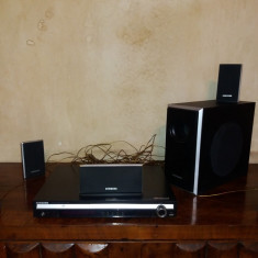Samsung DVD Home Cinema System HT-Q20 - Sistem Home Cinema