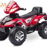 ATV Quad Cuatro 6V Red Toyz