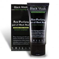 Black mask-Masca neagra - Masca fata