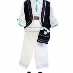 Costum popular baieti CP08 134 cm Deco Artis - Costum populare