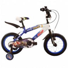 Bicicleta copii MotoGP 14 inch ATK Bikes, Albastru