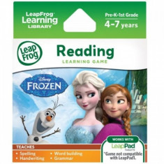 Soft educational LeapPad Frozen LeapFrog - Instrumente muzicale copii