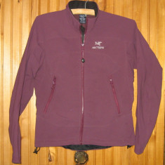 Jacketa windstopper Arcteryx M dama - nu mammut north face - Jacheta dama, Marime: M, Culoare: Din imagine
